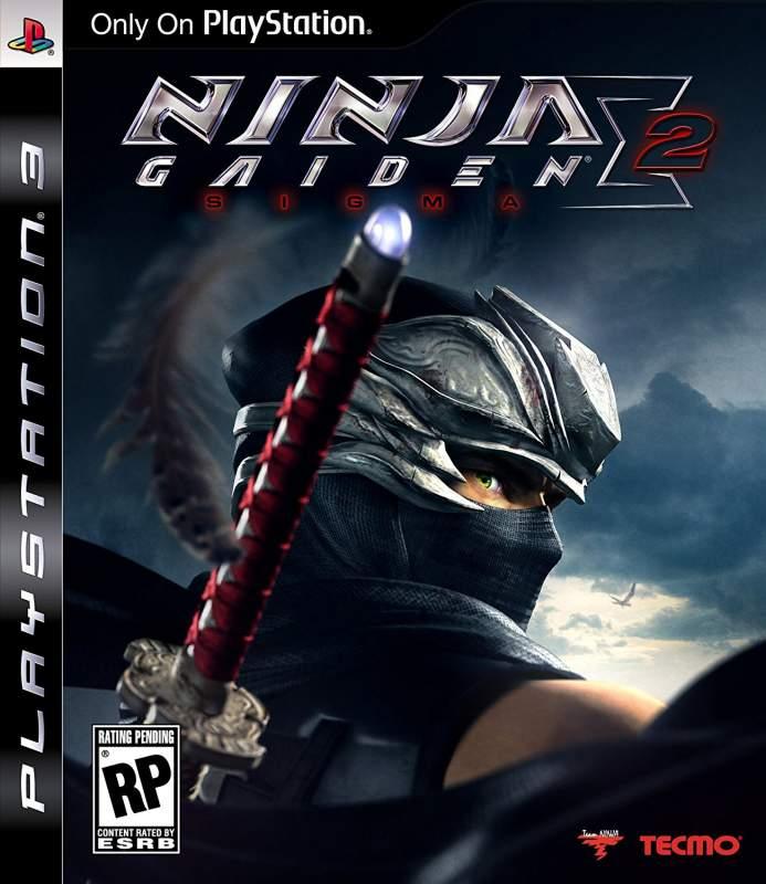 Ninja Gaiden 2 – Sigma-USA-PKG