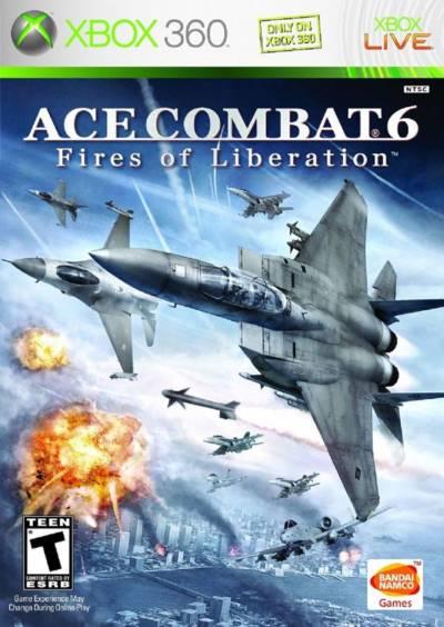 Ace Combat 6 Fires of Liberation -NTSC-U/J-ISO