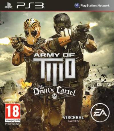 Army of Two The Devils Cartel -USA-BLUS31069-folder game
