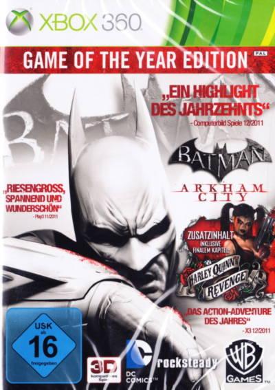Batman Arkham City Game of the Year Edition -NTSC-U-XGD3-dvd1-2-ISO