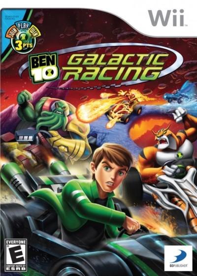 Ben 10 Galactic Racing-USA-ISO