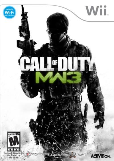 Call Of Duty Modern Warfare 3-USA-ISO