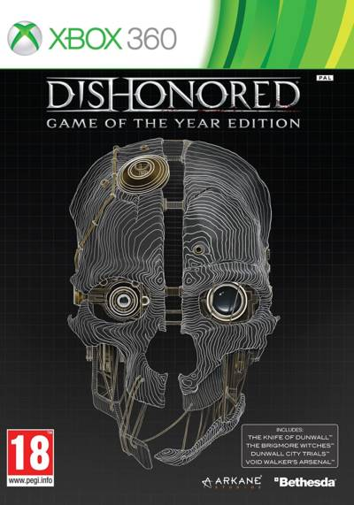 Dishonored GOTY Edition – NTSC-dvd1-2-ISO