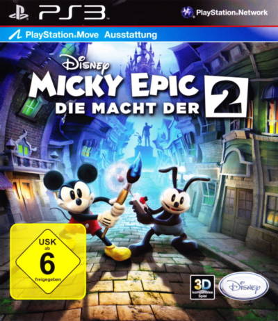 Disney Epic Mickey 2 The Power of Two-EUR-BLES01627-foldergame