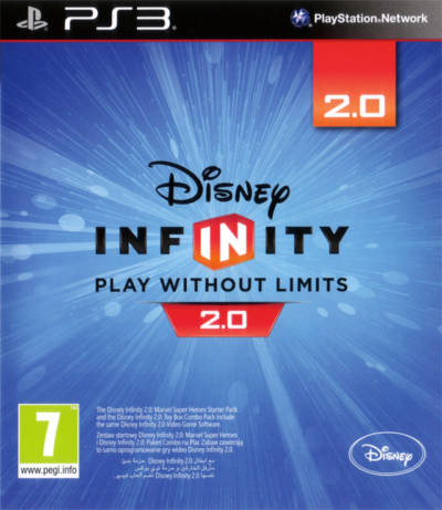 Disney Infinity 2.0 Edition Marvel Super Heroes -EUR-[BLES02064]-Folder game