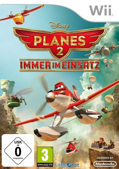 Disney Planes Fire And Rescue-USA-ISO