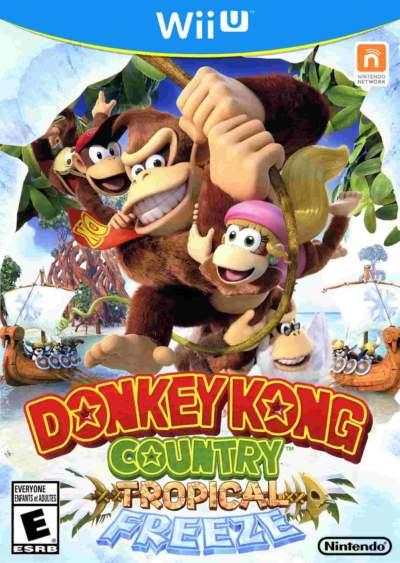 Donkey Kong Country Tropical Freeze-EUR- (LOADIINE)