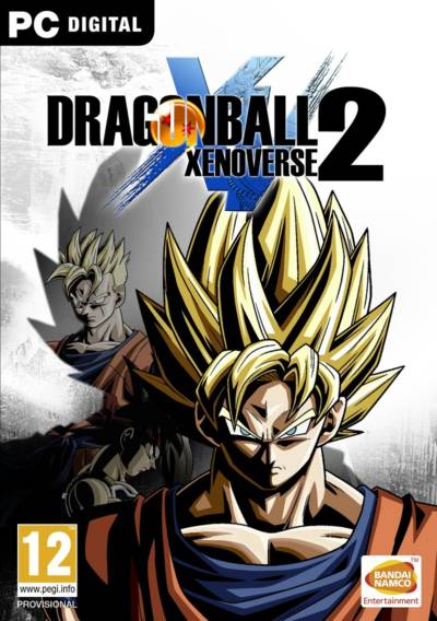 Dragon Ball Xenoverse 2 – CODEX  +Update 1.06 +Deluxe Edition DLC Pack +DB Super Pack 1, 2 and 3