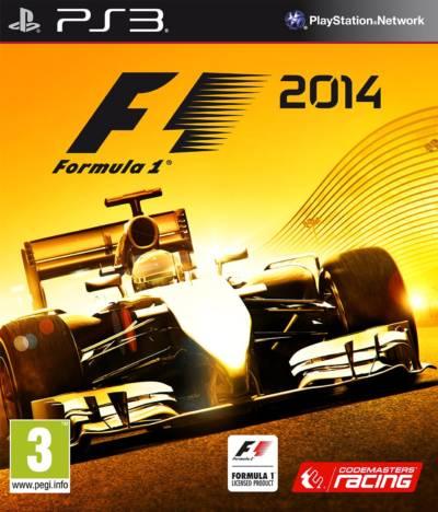 F1 2014 -EUR-BLES02080-folder game