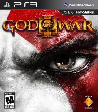 God Of War 3 PS3-DUPLEX-Folder game   gamesmountain.com