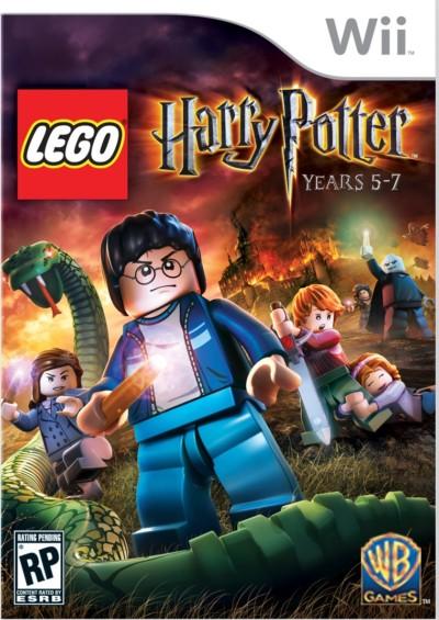 Lego Harry Potter Years 5-7-USA-ISO
