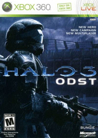 Halo 3 ODST – dvd1-2-ISO