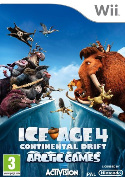 Ice Age: Continental Drift – Arctic Games -USA-ISO