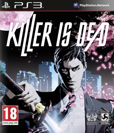 Killer is Dead -EUR-BLUS31186 – Folder Game