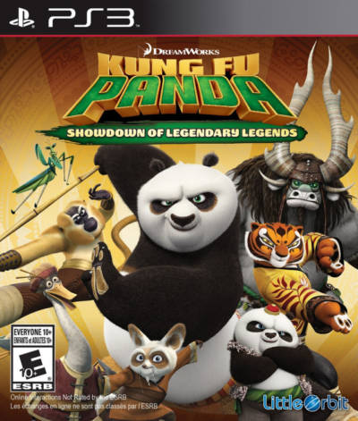 Kung Fu Panda Showdown of Legendary Legends -EUR-[BLES02144][Folder game]