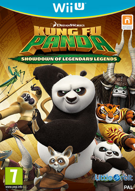 Kung Fu Panda Showdown of Legendary Legends -(EUR)-[LOADIINE]+(UPDATE v32)-DLC