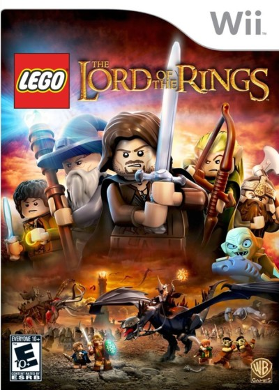 LEGO Lord Of The Rings-USA-ISO