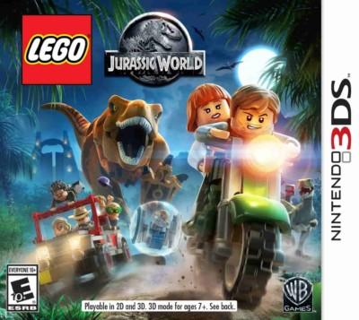Lego Jurassic World-(USA)-3DS