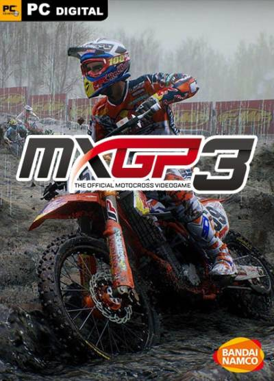 MXGP3 The Official Motocross Videogame-CODEX