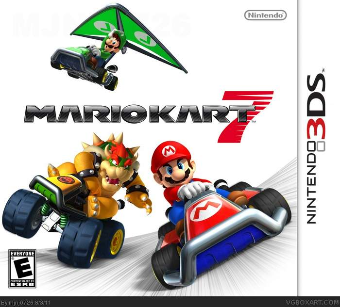 Mario Kart 7 (USA) [Decrypted]-3DS