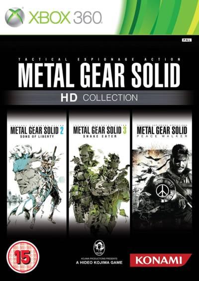 Metal Gear Solid HD Collection – NTSC-U-DVD 1-2-ISO