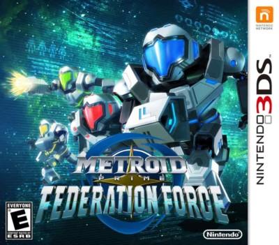 Metroid Prime Federation Force-(EUR)