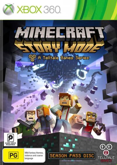 Minecraft Story Mode The Complete Adventure – ISO