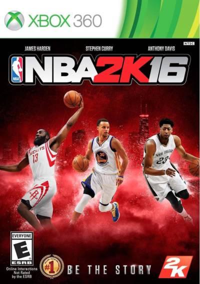 NBA 2K17 – ISO