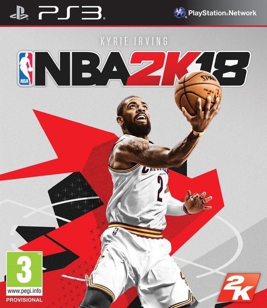 NBA 2K18-EUR-PS3 ISO-BLES02255-folder game