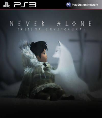 Never Alone +FIX -EUR-NPEB02346-PKG