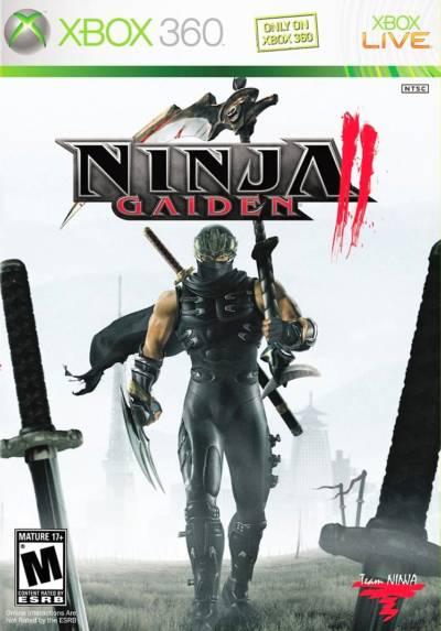Ninja Gaiden 2 Xgd2 Iso Gamesmountain Com