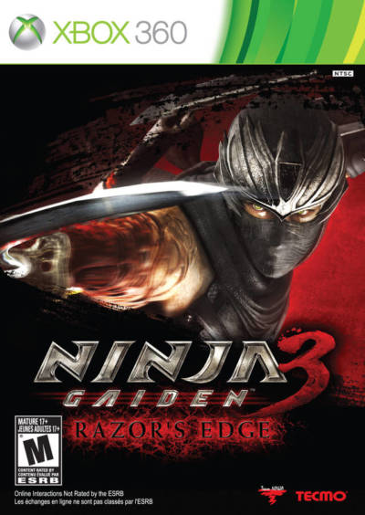 Ninja Gaiden 3 Razors Edge – XGD3-ISO