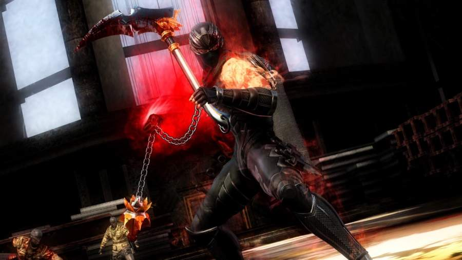 Ninja Gaiden 3 Razors Edge Xgd3 Iso Gamesmountain Com