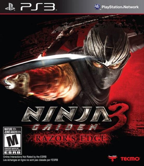 Ninja Gaiden 3 Razors Edge+DLC-USA-PKG