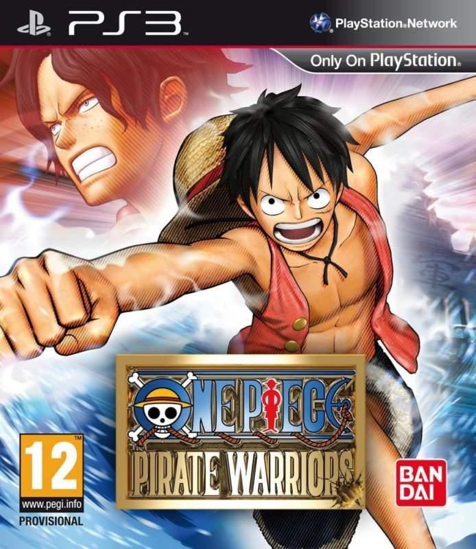 One Piece Pirate Warriors -USA-NPUB30836-folergame