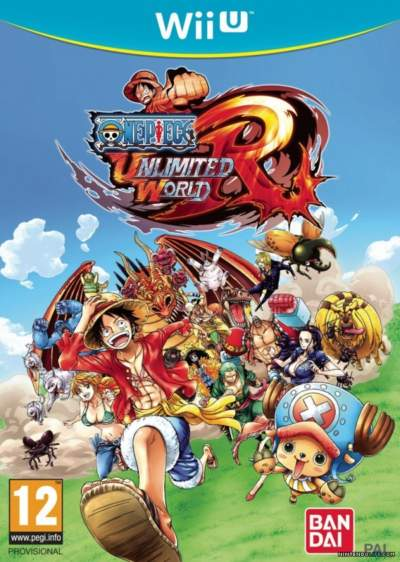 One Piece Unlimited World Red-(EUR)-(wud)