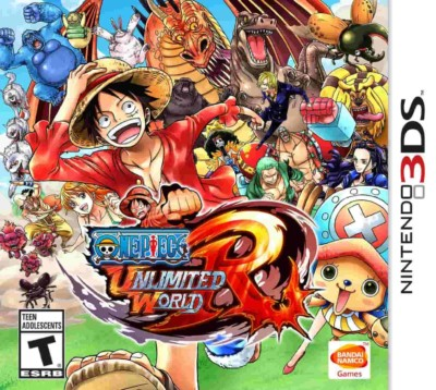 One Piece – Unlimited World Red-(EUR)