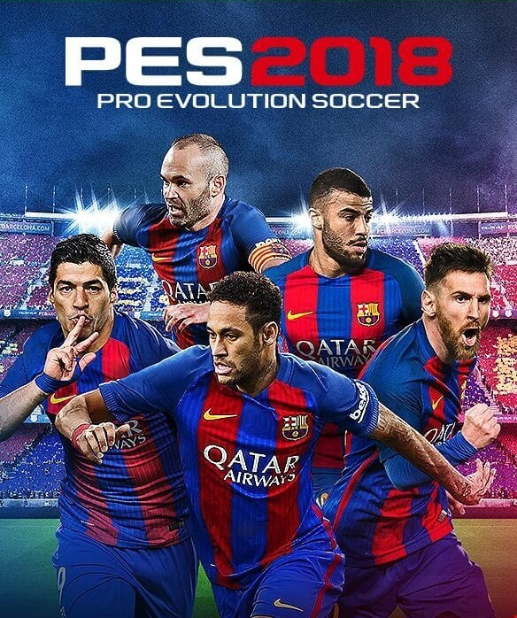 PRO EVOLUTION SOCCER 2018-EUR-[PS3 ISO]-BLES02252-FOLDER GAME