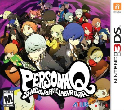 Persona Q – Shadow of the Labyrinth-(EUR)