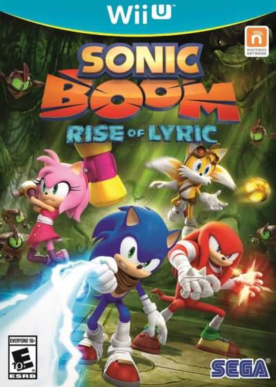 Sonic Boom Rise of Lyric-USA-(LOADIINE)