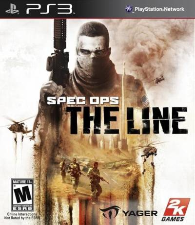 Spec Ops The Line -EUR-BLES01157-Folder game