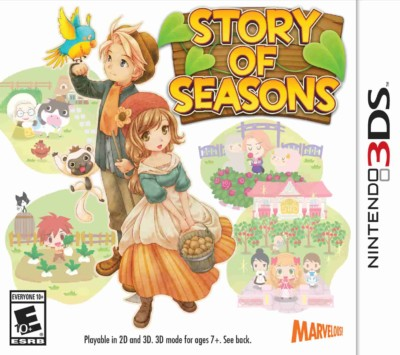 Story Of Seasons-(EUR)