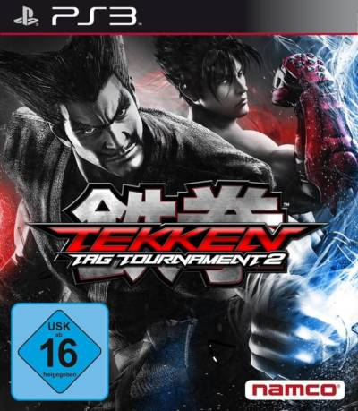 TEKKEN TAG TOURNAMENT 2 -USA-BLUS31002