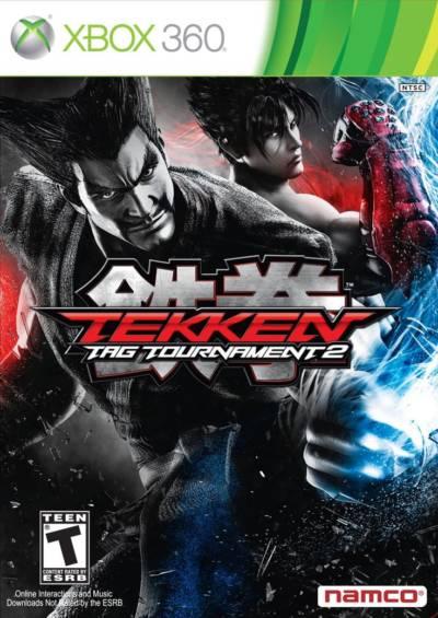 Tekken Tag Tournament 2 – Jtag-Rgh