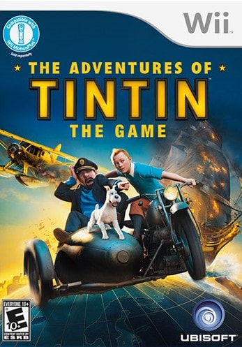 The Adventures Of Tintin-USA-ISO