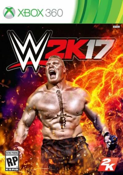 WWE 2K17 – ISO