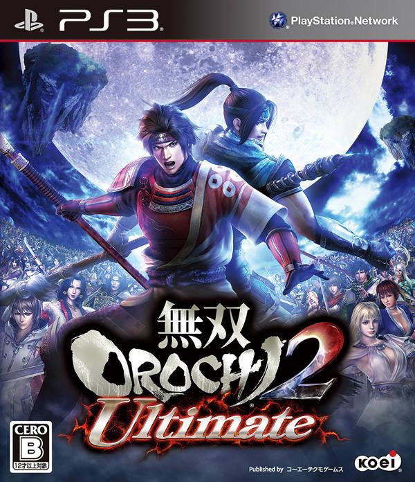 Warriors Orochi 3 Ultimate -USA-[NPUB31505]-PKG