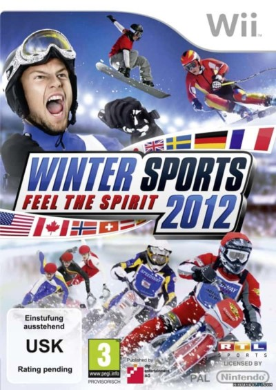 Winter Sports 2012 Feel The Spirit-USA-ISO