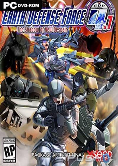 Earth-Defense Force 4-1 incl 16 dlcs repack