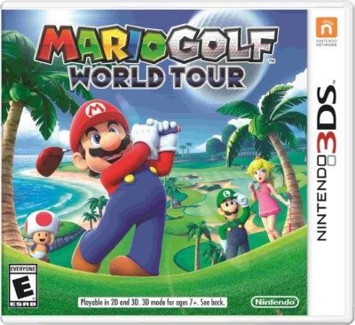 Mario Golf – World Tour-(EUR)